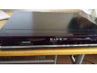 Toshiba DVD recorder