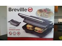 Sandwich press / toaster *Brand New, Unopened*
