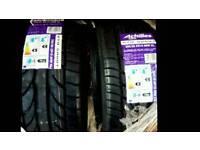 Atr sport new tyres x2 - 225 35 19 . 225/35/19