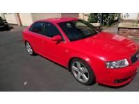 Audi a4 1.8t s line