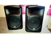 Electrovoice zx 4 only used twice