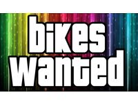 BOKEN / UN USED BIKES WANTED FOR FREE - MOUNTAIN BIKE - BMX - ETC