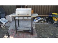 Stainless Steel Gas BBQ Project