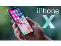 APPLE I PHONE X WANTED CASH PAID