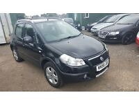 Fiat Sedici 1.6 16v Eleganza 5dr,1 YEAR MOT, HPI CLEAR,GOOD CONDITON,2 FORMER KEEPERS,NICE & CLEAN,
