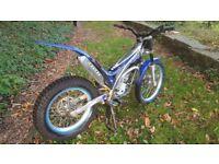 Gas Gas TXT Pro 250cc 2005 - GasGas