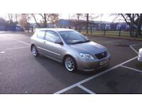 For sale Toyota corolla ts 190 bhp 2zz-ge, spares or repair.