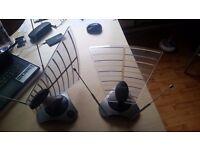 TV Antenna - High Signal Pick-up