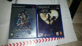 Kingdom hearts 1 & 2