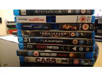 8 bluray movies