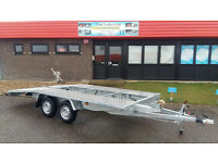 CAR TRANSPORTER TRAILER 4,0m X 2.0m 2700 GVW