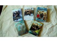 DVD Boxsets StarGate Atlantis