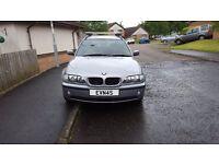 BMW 320ES Diesel touring for sale.