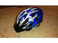 Kids adjustable TREK helmet