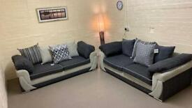 Sofa bed + 3 seater sofa (free delivery)