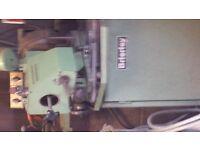 Brierley drill sharpener