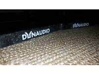 Granite plinths for Dynaudio Emit, Xeo,floorstanding speakers