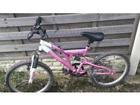 Girls Vesuvius Bike