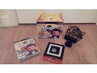 PS3 Eyepet- Boxed and Complete