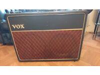 Vox AC30 very rare 1963 model