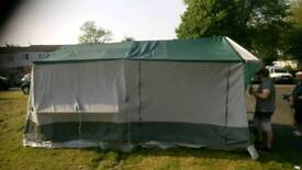 Conway trailer tent great condition