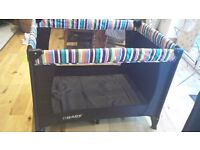 O'baby Basinette Travel Cot
