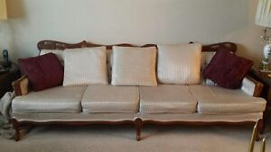 Vintage Couch and Chair