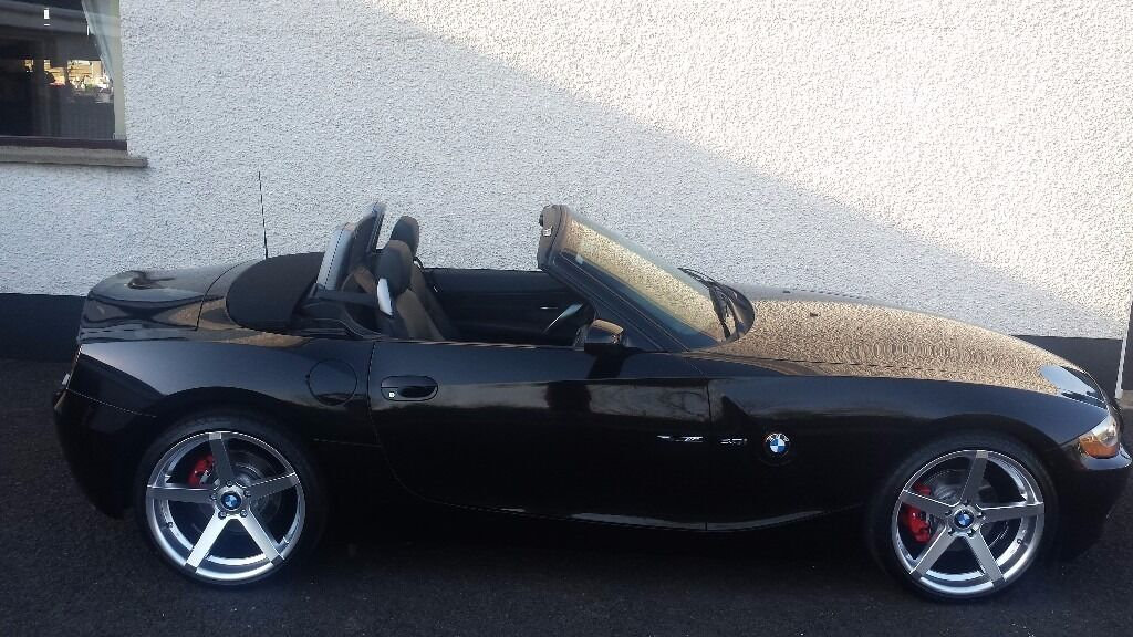 2005 Bmw Z4 3 0 Se Full Service History In Ballymoney