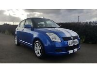 Suzuki swift -long mot-