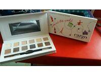 Eyeshadow palette cargo cosmetics