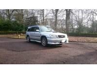 Rare 2001 Subaru Forester STi Type II