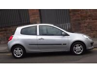 2008 Renault Clio 1.2 Dynamique 3 Door Hatchback, Full Service History, Long MOT, Must be seen!