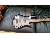 Spector Legend Bass 4 string poss swap