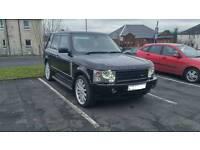 Range Rover V8 HSE VOGUE BIG SPEC (PX SWAP)