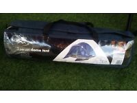 Tesco 3 person Dome Tent GOOD CONDITION