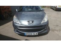 2009 Peugeot 207 S with full service history & MOT