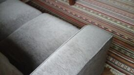 Two sofas for sale, beige from NEXT great condition