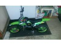 50cc motor bike