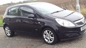 Vauxhall CORSA D 2009 1.3 CDTI ECO FLEX 38000 MILES