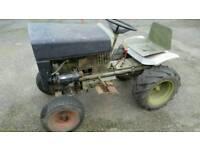 Bolens 1050 tractor mower