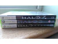 Xbox 360 Halo 3-Reach-4 !!!!