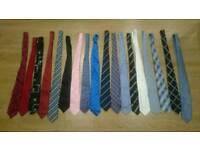 Mens tie collection