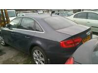 Audi a4 b8 2.7 tdi auto breaking for spares 08-12