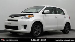 2012 Scion xD bluetooth mags