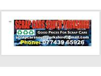 scrap wanted - cars vans etc anything considered - hiab truck