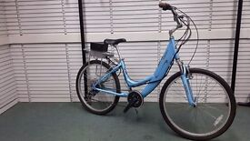 E Bike Electric Bike Cycle Izip Via Lento Low Step Unisex Power assisted Bike