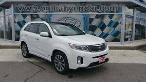 2015 Kia Sorento SX-LEATHER/NAVIGATION/CAMERA/SUNROOF