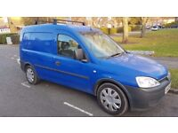 2006 Vauxhall Combo 1.3cdti 2000, low miles, ex british gas van fully loaded, new mot, fresh service