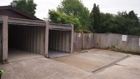 2 garages available for rent in Kingston (KT2)
