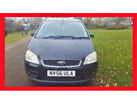 Black --- Ford Focus C Max 2.0 Automatic --- Ghia --- TopSpec -- C-Max alternate4 focus astra b max